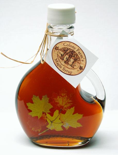 Basque decorative bottle