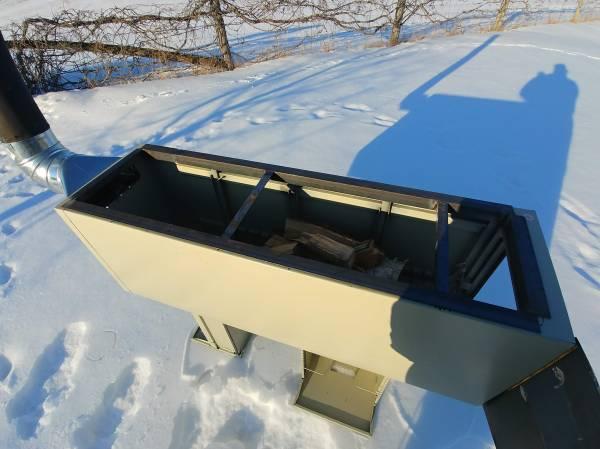 My filing cabinet evaporator