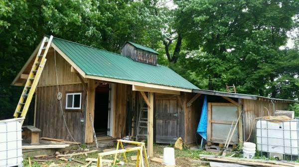 Sugar house addition