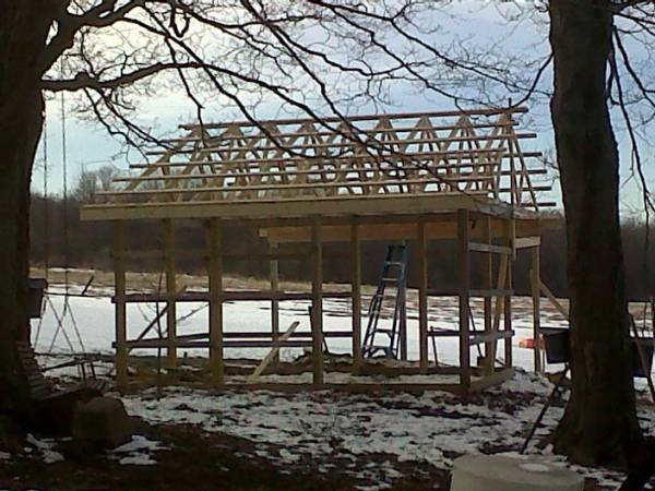 New Sugar House Framing 2011
