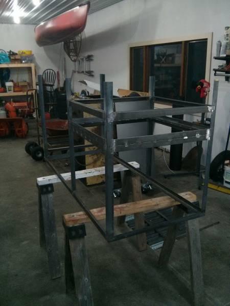 Frame - 2x4 arch build